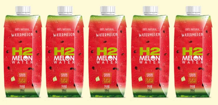 Australia's first pure watermelon water makes its debut