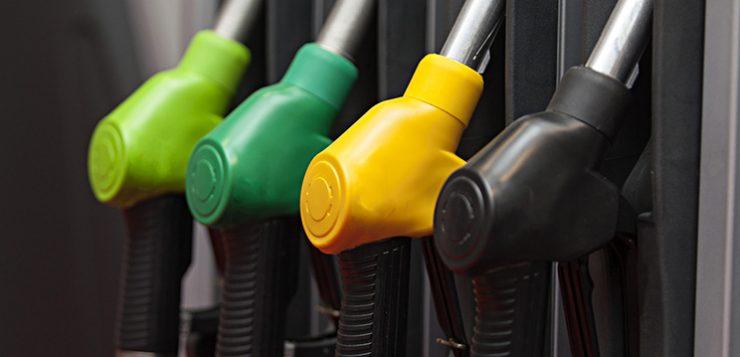 Weekly petrol prices