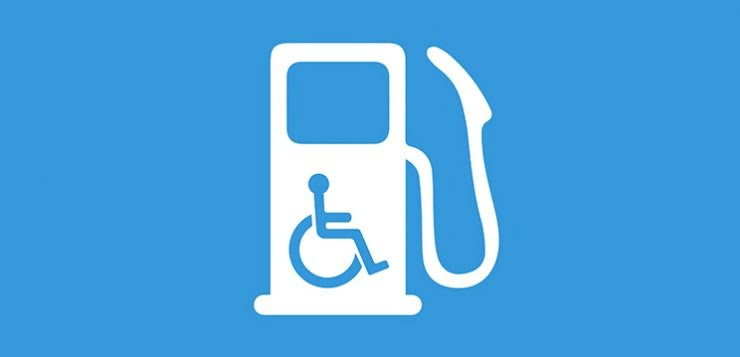 Convenience worldwide: Sainsbury's helps disabled drivers refuel