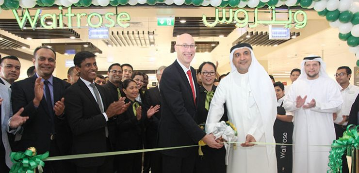 Convenience worldwide: Waitrose opens convenience store in Dubai