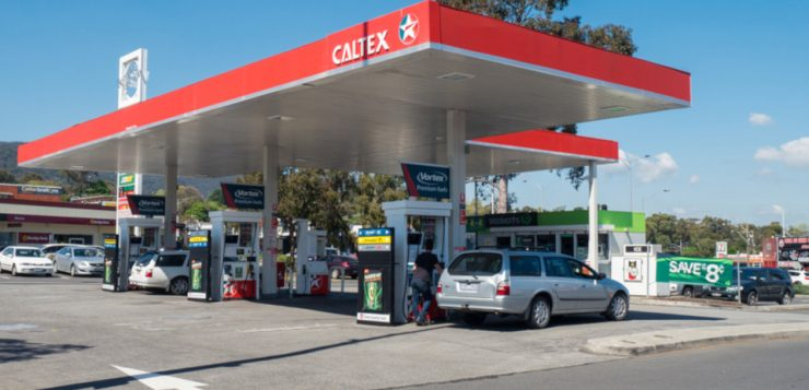 Caltex announces drought relief for farmers