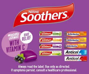 Nestle Soothers