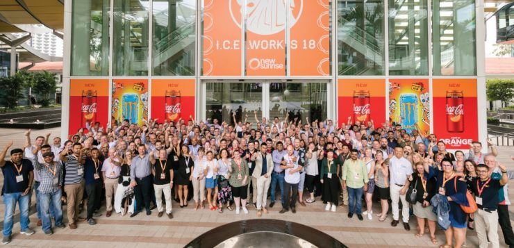 New Sunrise celebrates 10th annual conference and study tour